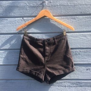 Bullhead High Rise Shorts Sz 29